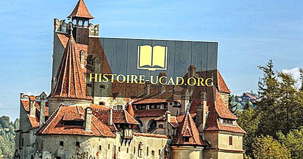 Lâu đài Bran, Romania - Những địa điểm độc đáo trên khắp thế giới