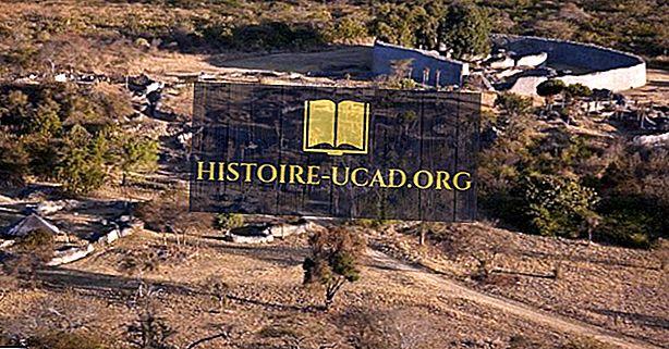 Sites du patrimoine mondial de l'UNESCO au Zimbabwe