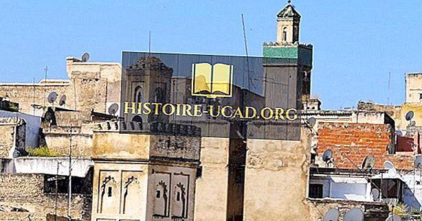فاس البالي - أماكن فريدة من المغرب