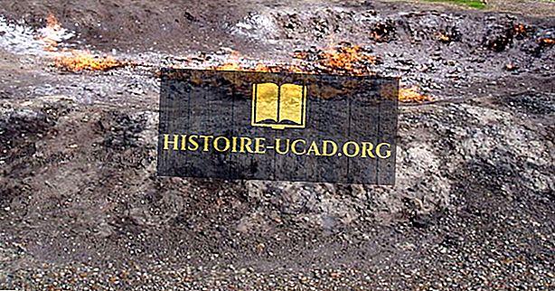 Баба Гургур - Вечни пожар Ирака