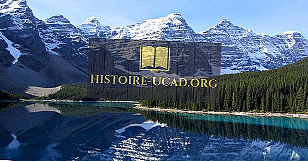 UNESCO World Heritage Sites i Canada