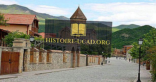 UNESCO-Welterbestätten in Georgia