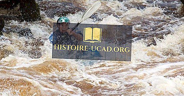 ما هو النطاق الدولي لصعوبة النهر؟