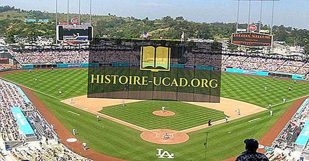 Suurimad pesapalli staadionid Ameerika Ühendriikides