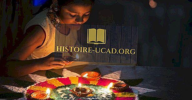 Diwali - Hindujski festival luči