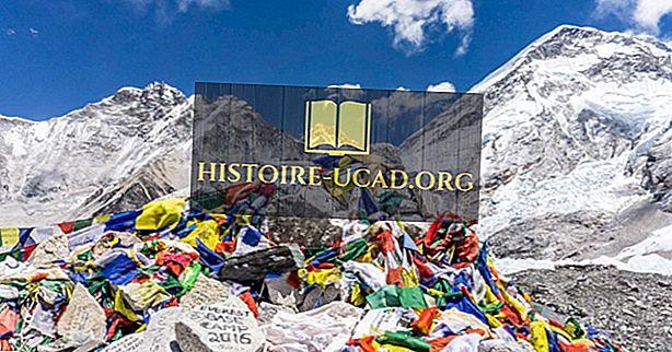 Trại căn cứ Everest của Nepal