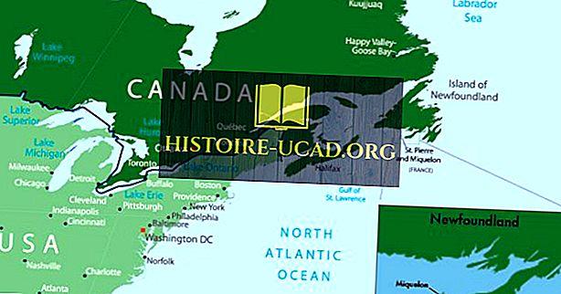 St Pierre & Miquelon - Nuvarande franska territorier i Nordamerika