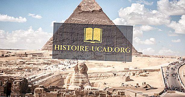 Най-забележителните египетски пирамиди