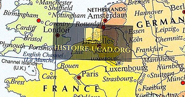 Voyage - Faits intéressants sur le Luxembourg