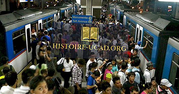 El tráfico de pasajeros ferroviario más alto del mundo