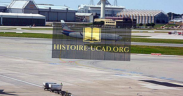 Les plus anciens aéroports du monde
