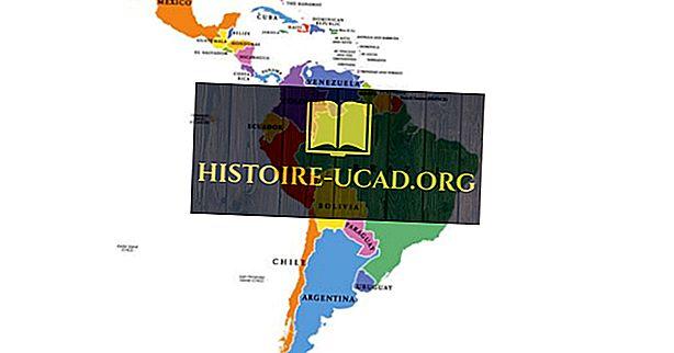 Latinskoameriške države