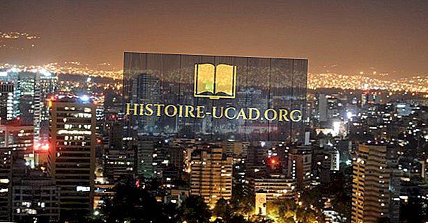 लैटिन अमेरिका में सबसे बड़े शहर