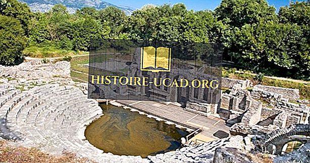 Tapak Warisan Dunia UNESCO Di Albania