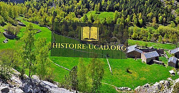 Долината Madriu-Perafita-Claror - обект от световното наследство на ЮНЕСКО в Андора