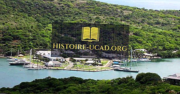 नेल्सन का डॉकयार्ड - एंटीगुआ और बारबुडा में यूनेस्को की विश्व धरोहर स्थल