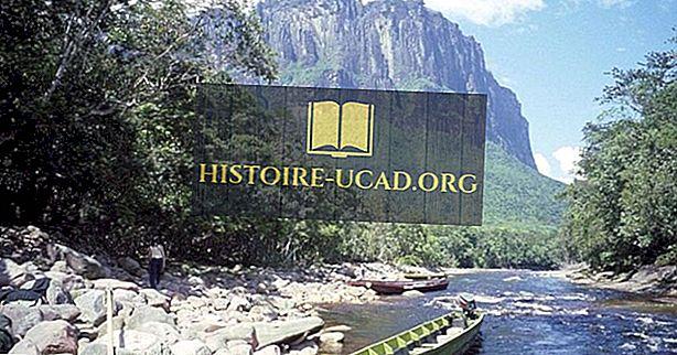Patrimônio Mundial da UNESCO na Venezuela