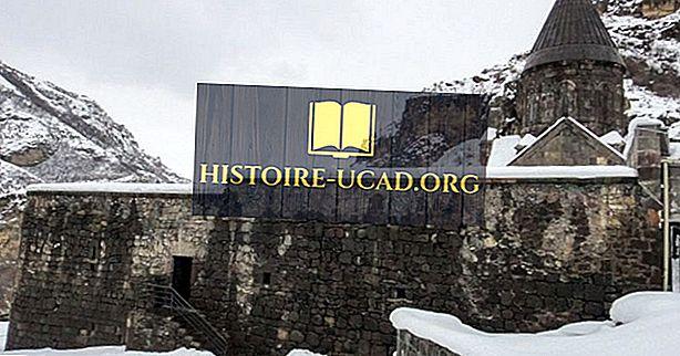 Situs Warisan Dunia UNESCO Di Armenia
