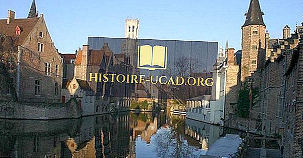 Miejsca światowego dziedzictwa UNESCO w Belgii