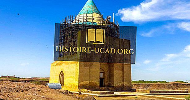 Unescova svetovna dediščina v Turkmenistanu