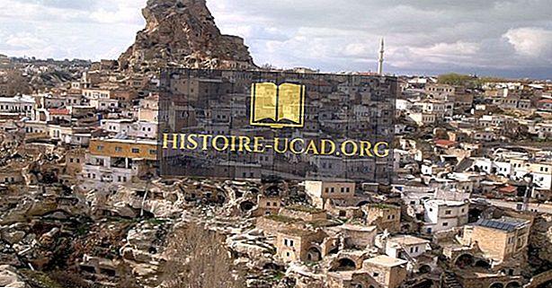 UNESCO: s världsarvslista i Turkiet
