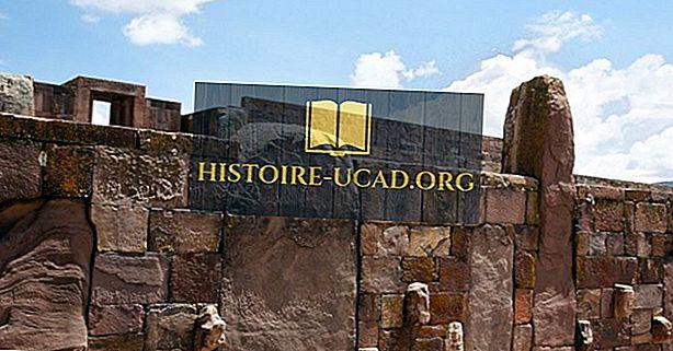 UNESCO-werelderfgoed in Bolivia