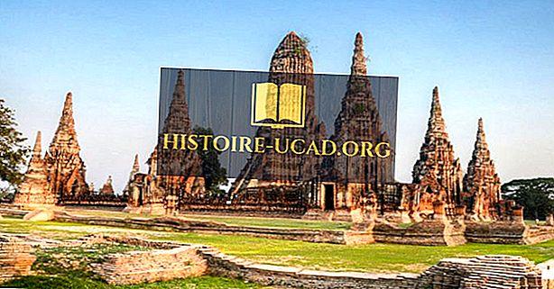 Sitios del Patrimonio Mundial de la UNESCO en Tailandia