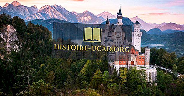reise - Neuschwanstein Castle, Tyskland - Unike steder rundt om i verden