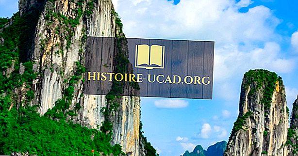 Voyage - Baie d'Ha Long, Vietnam: des endroits uniques dans le monde entier