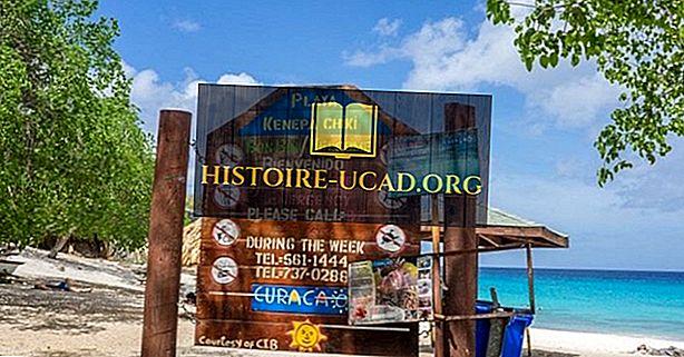 Di manakah Curacao?