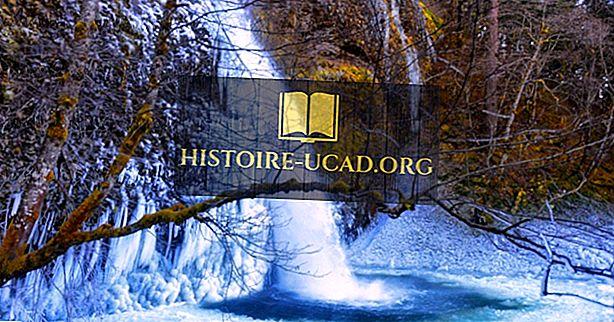 cestovat - Horsetail Falls, Kalifornie: Jedinečná místa po celém světě