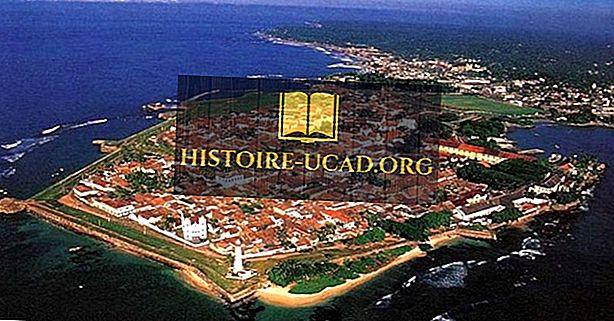 Sitios del Patrimonio Mundial de la UNESCO en Sri Lanka