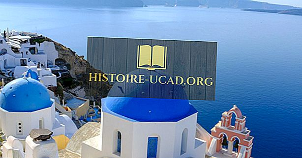 cestovat - Santorini, Řecko: Jedinečná místa po celém světě