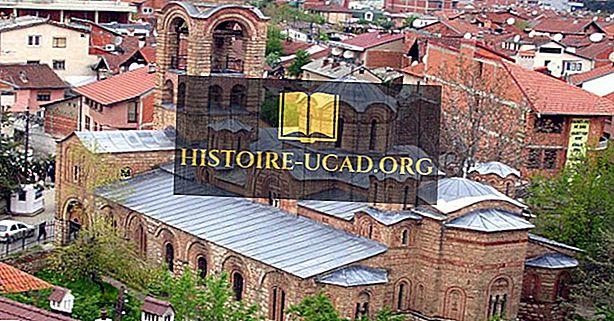 Unescon maailmanperintökohteet Serbiassa ja Kosovossa