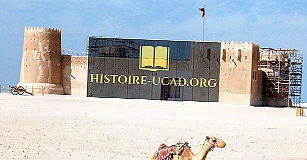 Site archéologique d'Al Zubarah, Qatar