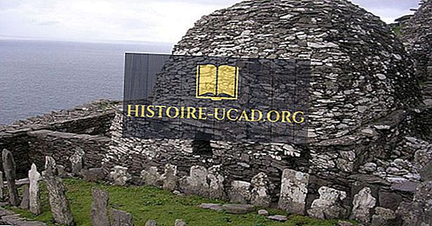 Skellig Michael (Sceilg Mhichíl) vienuolynas, Airija