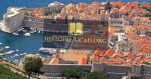 Seznam světového dědictví UNESCO v Chorvatsku