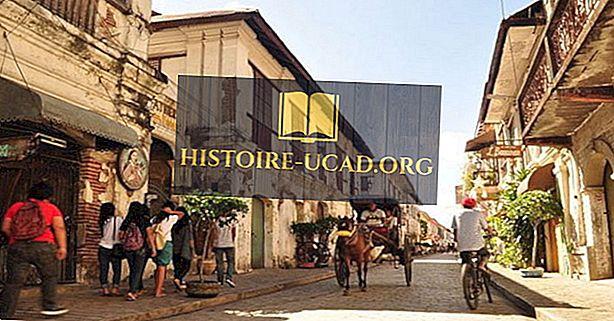 UNESCO Pasaules mantojuma objekti Filipīnās