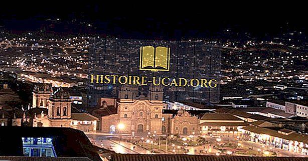 Unescove svetovne dediščine v Peruju