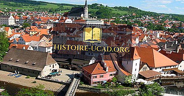 Unescove svetovne dediščine na Češkem (Češka)