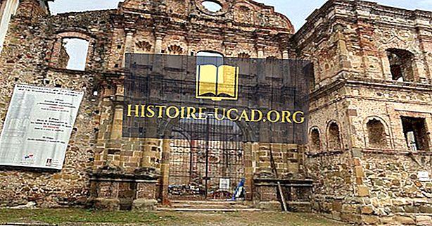 Обекти на световното наследство на ЮНЕСКО в Панама