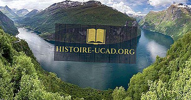 Περιοχές παγκόσμιας κληρονομιάς της UNESCO στη Νορβηγία