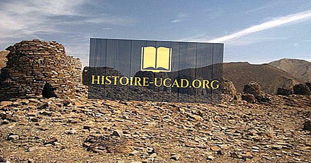 Svetové dedičstvo UNESCO v Ománe