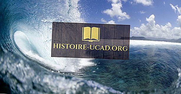 ミクロネシアのSaudeleur王朝のNan Madol式典サイト