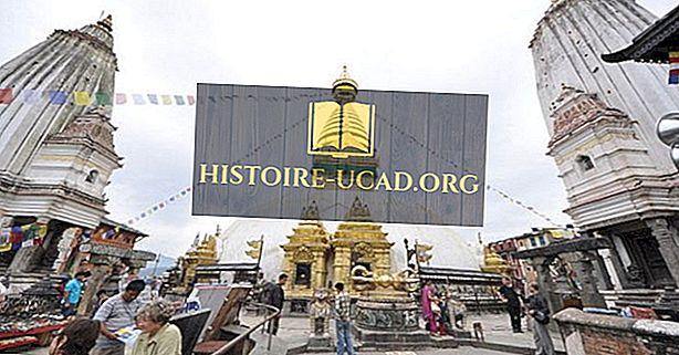 Najpomembnejši budistični Stupas na svetu