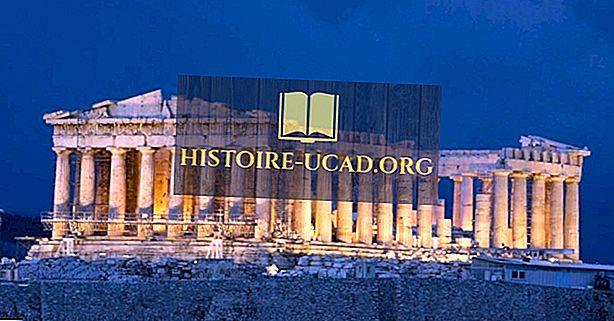 Unescova svetovna dediščina v Grčiji