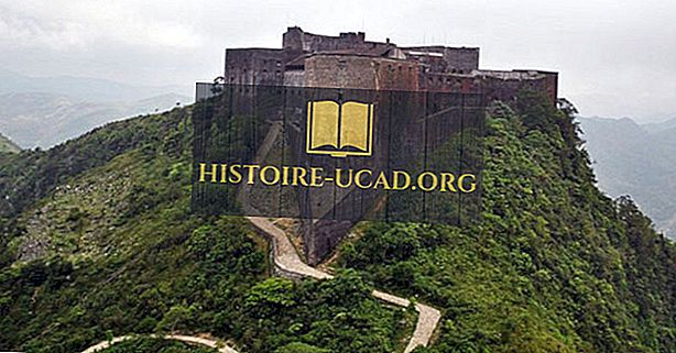 Citadelle Laferrière - قلعة الجبل في هايتي