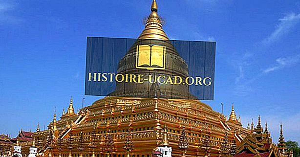 Kota Kerajaan Pyu Di Myanmar (Burma)