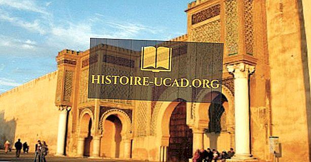 Seznam světového dědictví UNESCO v Maroku