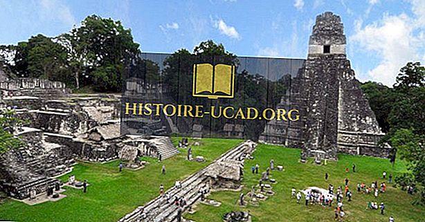 UNESCO svetovne dediščine v Mehiki